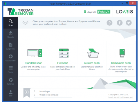 Loaris Trojan Remover Crack with serial key