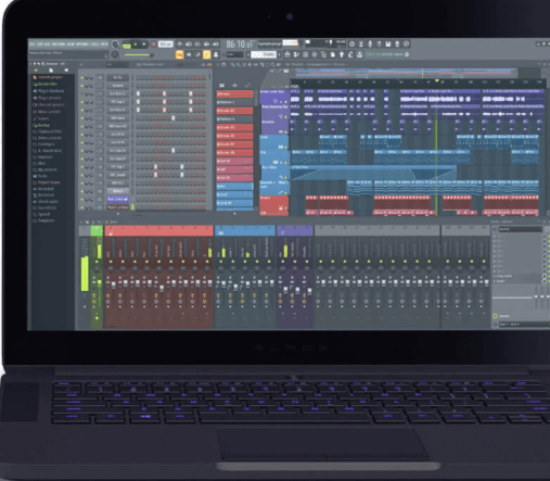 FL Studio 20.7.2 Build 1812 Beta Crack With Torrent Free Download
