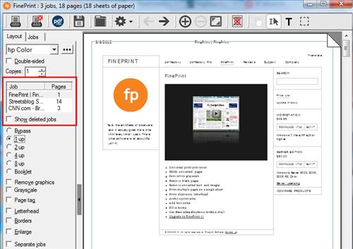 FinePrint Crack Plus Full Registration Code