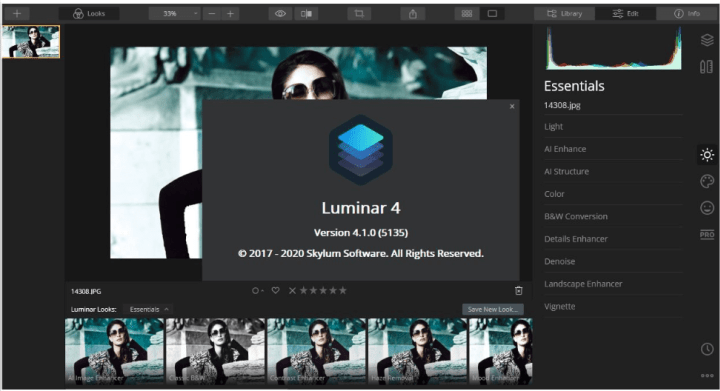 Luminar 4.2.0.5577 Crack Plus Activation Key {Latest}