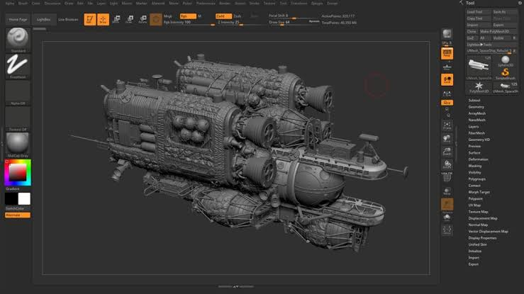 ZBrush Crack with Latest Version Free Download