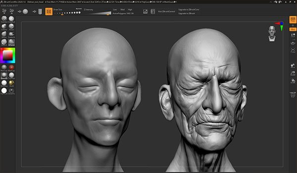 ZBrush Crack with Serial key