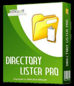 Directory Lister 2.41 Crack enterprise With Latest Version
