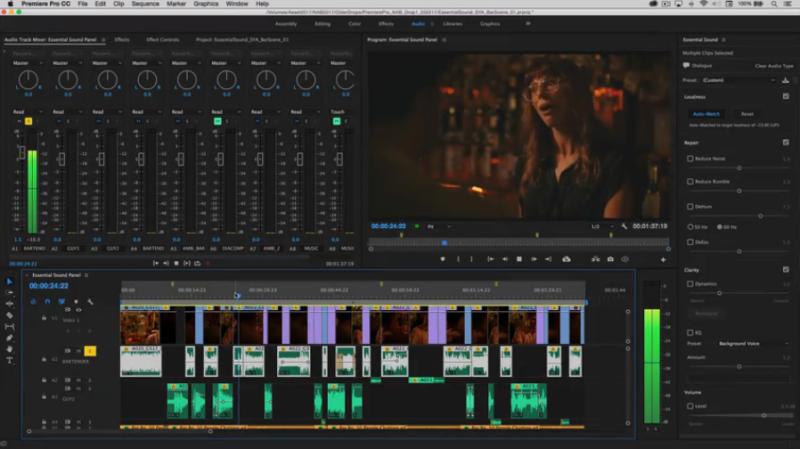 Adobe Premiere Pro CC Crack with torrent