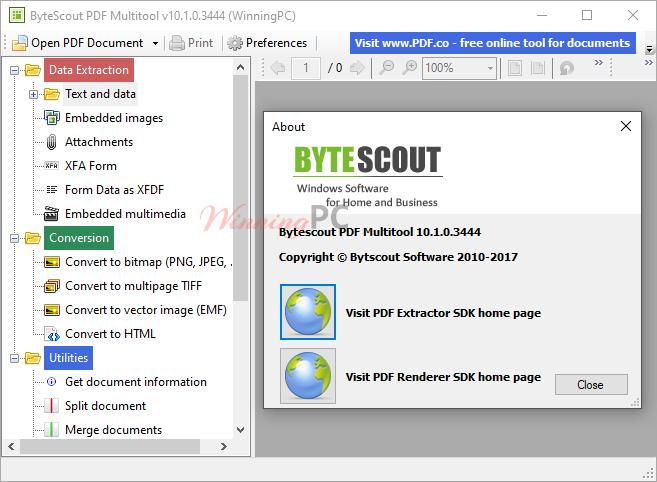 ByteScout PDF Multitool Crack Plus Full Version Free Download