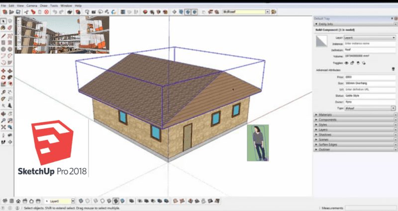 SketchUp Pro crack with full License