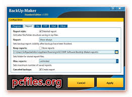 BackUp Maker Professional Crack + Activation Code