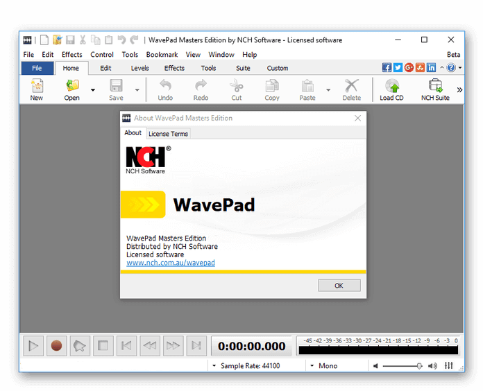 NCH WavePad Crack Plus Full Registration Code {Latest}