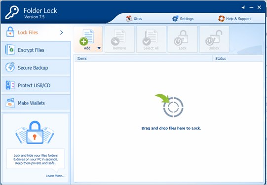 Folder Lock Crack + License Key Free Download [Updated]