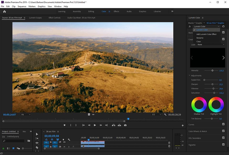 Adobe Premiere Pro CC Crack Pre-Activated License Key
