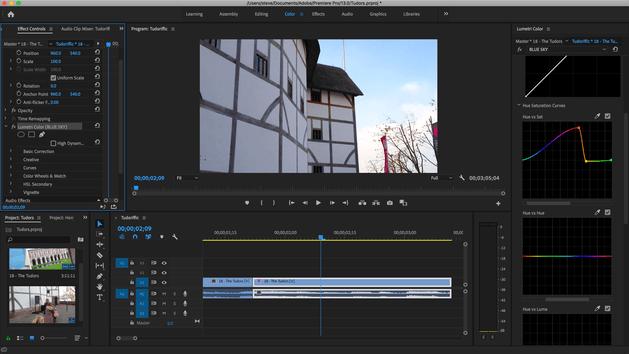 Adobe Premiere Pro CC Crack With License Key