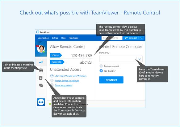 TeamViewer Crack + License Key Free Download {Portable}