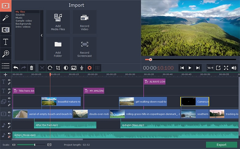 Movavi Video Editor Crack with Activation Key 2021