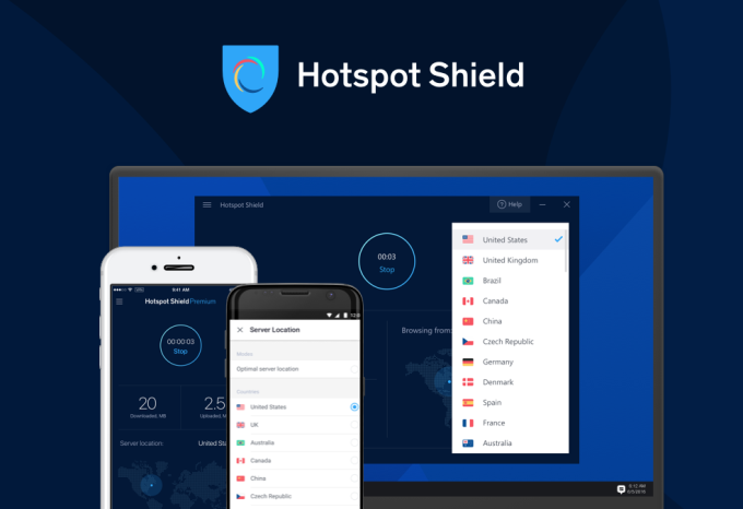 Hotspot Shield 10.6.0 Crack + Full Serial Key Free {2021}