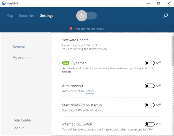 NordVPN 6.31.13.0 Crack + Serial Key Full Version [win/mac]