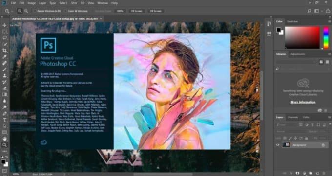 Adobe Photoshop CC Crack serial key Free Download