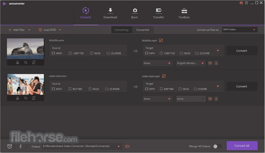 Wondershare UniConverter 12.0.3 Crack + Full License Key 2020