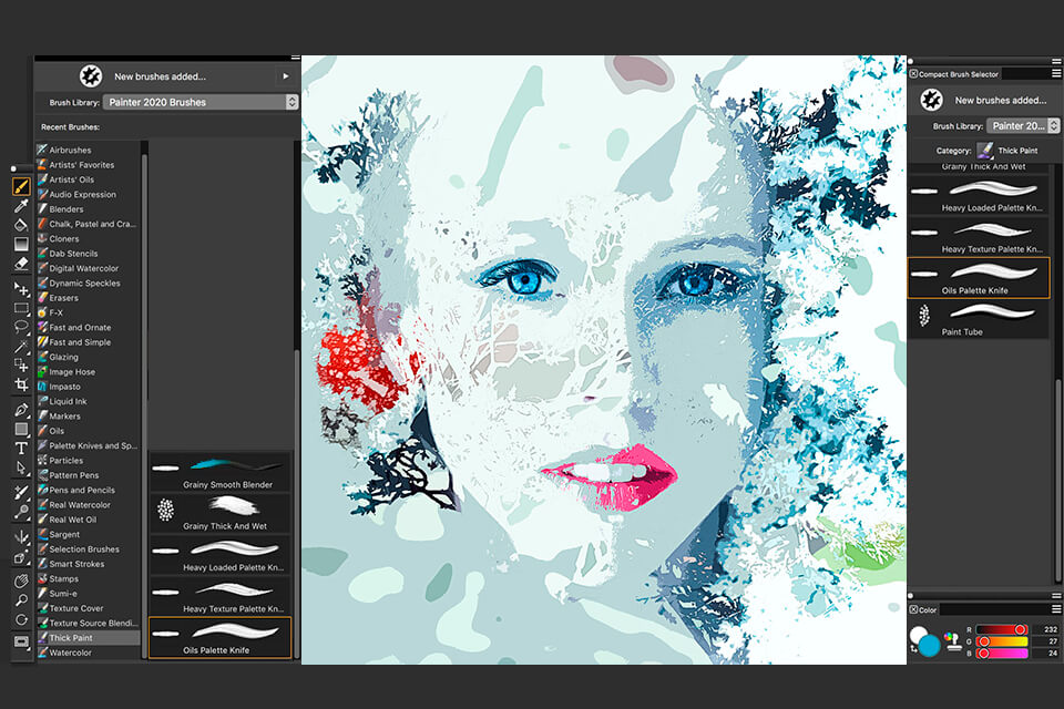 Corel Painter crack with Full Version Download