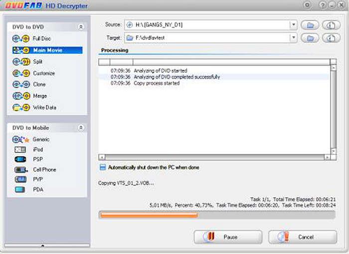 DVDFab Passkey Crack With Keygen Free Download