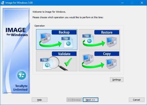 TeraByte-Image-for-Windows